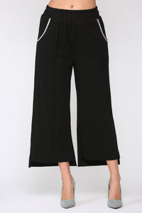 Stella Diamond Trim Pant