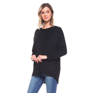 Adi Suede Tunic - Black