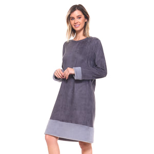 A5431 Avery Fur Dress