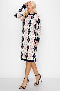 Santanna Knitted Dress