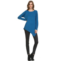Load image into Gallery viewer, Kelly Crew Neck K7321C Teal