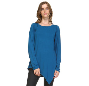Kelly Crew Neck K7321C Teal