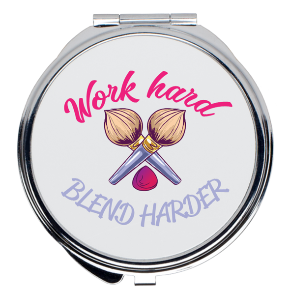 Work Hard Blend Harder