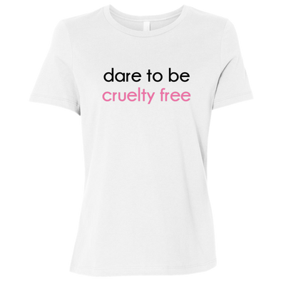 Dare To Be Cruelty Free