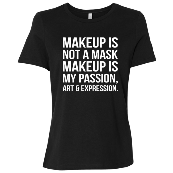 Makeup is Not a Mask
