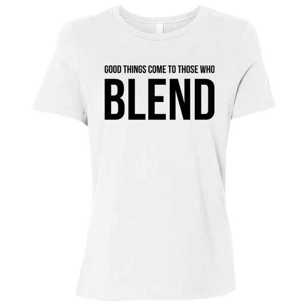 Those who Blend