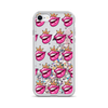 Lipsticks Liquid Glitter Phone Case