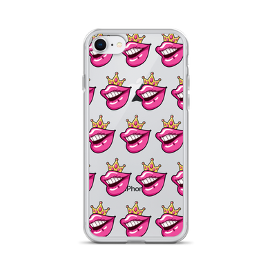 Lipsticks Lux iPhone Case