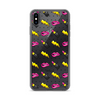 Lipsticks and Thunders iPhone Case