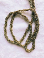Vintage Messy Tangle Chain