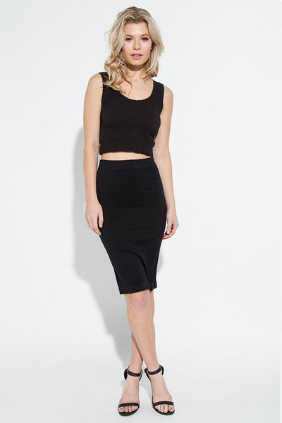 LAST CHANCE- High Waist Seemless Skirt