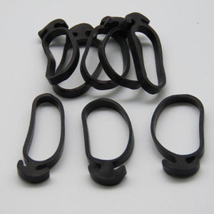 Anchor Bands, elastic and reusable fastening system