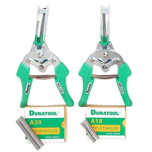 Duratool Hog Ring Pliers by Harvest Horticulture