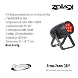 Arena Zoom Q7IP Elation