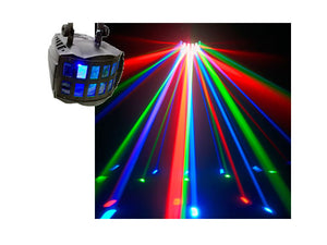 Double DerbyX CHAUVET