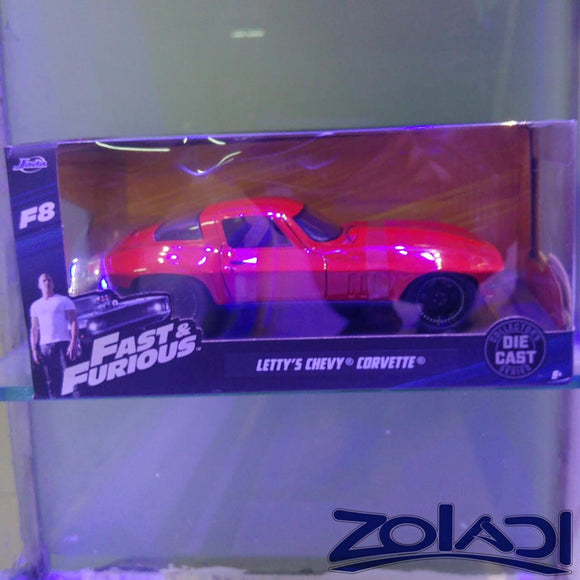 Fast&Furious Letty's Chevy Corvette