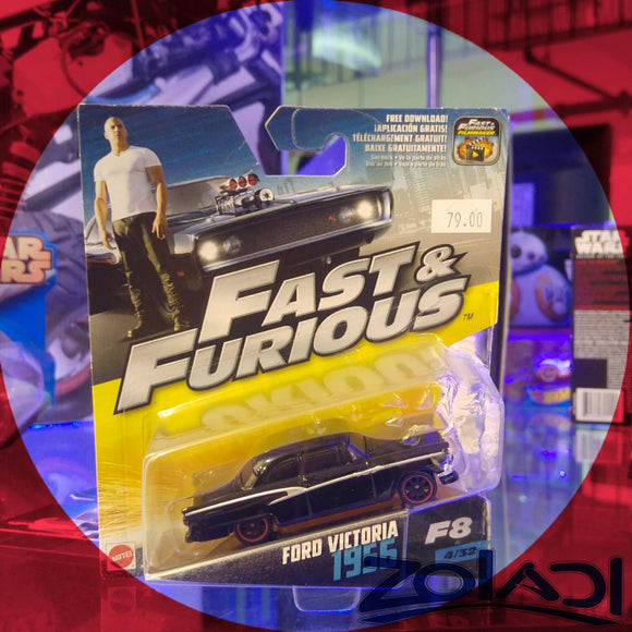 Fast & Furious Ford Victoria 1956