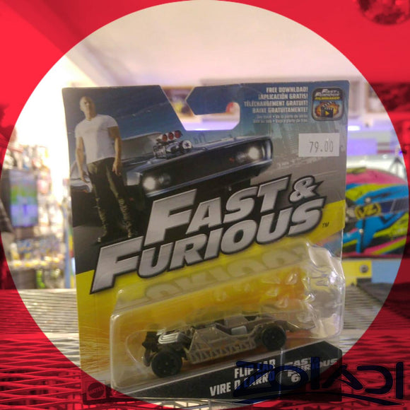 Fast & Furious Flip Car Vire o Carro
