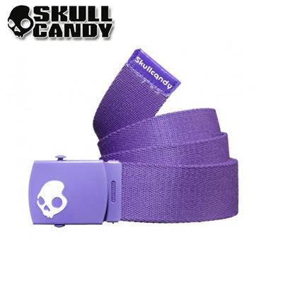 Purple Belt SKULLCANDY