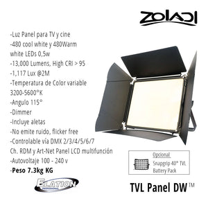 TVL Panel DW ELATION