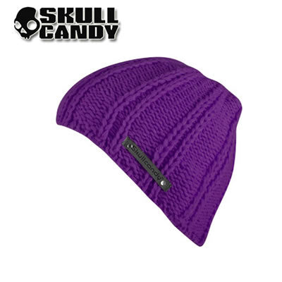 Beanie Purple SKULLCANDY