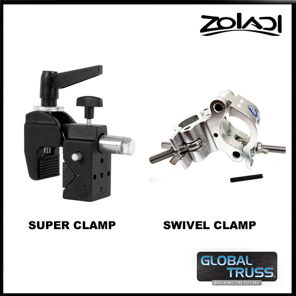 Super / Swivel Clamp
