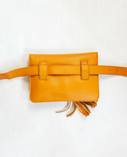 Load image into Gallery viewer, Camel Yellow Fanny Pack Purse