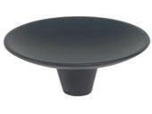Dap Collection Black 2 In  Round Knob