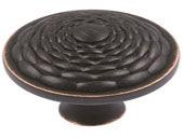 Mandalay Collection Venetian Bronze 1.3 In Round Knob