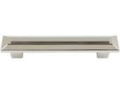 Trocadero Collection Polished Nickel 4 In Pull