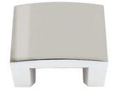 Centinel Collection Polished Nickel 1.75 In Solid Knob