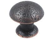 Olde World Collection Venetian Bronze 1.37 In Knob