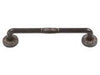 Hammered Collection Venetian Bronze 6.06 In Large Pull