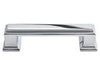 Sutton Place Collection Polished Chrome 3.84 In Pull