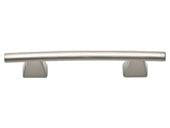 Fulcrum Collection Brushed Nickel 4.7 In Pull
