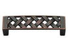 Lattice Collection Venetian Bronze 3.3 In Pull