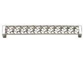 Lattice Collection Polished Nickel 6.6 In Mega Pull