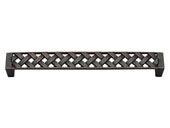 Lattice Collection Venetian Bronze 6.6 In Mega Pull