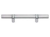 Optimism Collection Polished Chrome 6 In Rail Pull