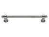 Bronte Collection Brushed Nickel  7.6 In Large Pull