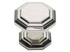 Dickinson Collection Polished Nickel 1.25 In Octagon Knob