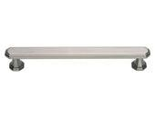 Dickinson Collection Brushed Nickel 7.5 In Large Pull