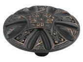 Maltese Collection Venetian Bronze 1.6 In Knob