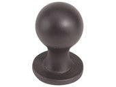 Successi Collection Oil Rubbed Bronze 0.75 In Nipple Knob