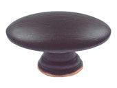 Successi Collection Venetian Bronze 1.5 In Sm Egg Knob