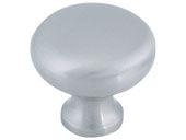 Successi Collection Brushed Nickel 1.25 In Knob