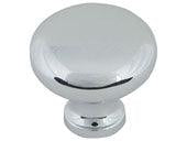 Successi Collection Polished Chrome 1.25 In Knob
