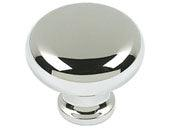 Successi Collection Polished Nickel 1.25 In Knob