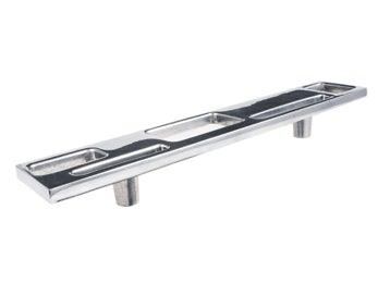 Marcel Large Pull  - Polished Aluminum