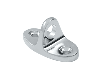 Cabin Swivel Hooks Eye - Polished Chrome